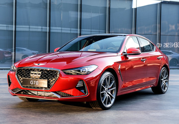 Hyundai's Genesis brand to launch midsize sedan in US in 2018
