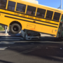 Woman arrested for suspected DUI following CCSD school bus crash