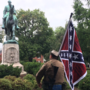 Man with Confederate flag, AR-15 comes to Charlottesville to 'honor' Robert E. Lee