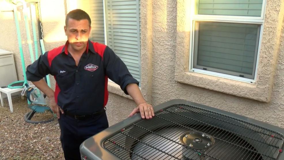Las Vegas Ac Units Require Yearly Maintenance Ksnv