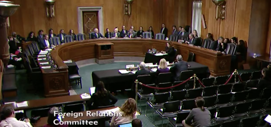 Photo: Senate Foreign Relations Committee{&amp;nbsp;}<p></p>