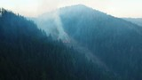 Wildfire burns 8 acres near Douglas/Josephine county line