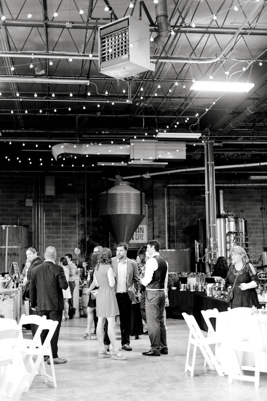 Atlanta Brewing Company, founded in 1993, is the oldest brewery in the city. They make a great wedding venue, too. ADDRESS: 2207, 2323 Defoor Hills Road NW, Atlanta, GA (30318) / Image courtesy of Atlanta Brewing Company // Published: 4.3.19