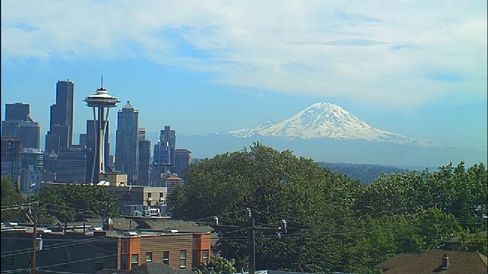 Yet another Seattle all-time heat record is broken | News ...