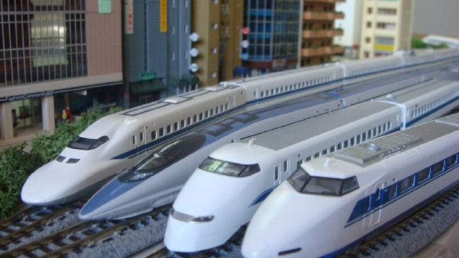 The Final Set of Japan's High-Speed Train Coins are Released Throughout 2016