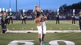 WATCH: Arundel HS football player in Maryland goes viral with national anthem performance