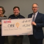 RE/MAX agents are recognized for generous donations to Children's Miracle Network