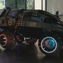 NASA shows off newest Mars Rover