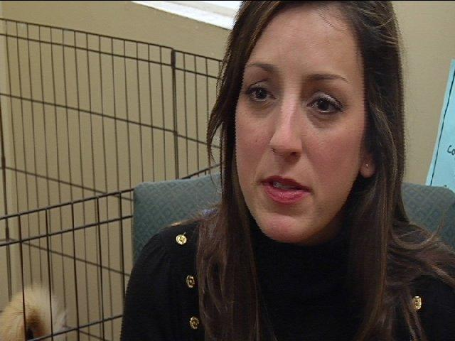 Giovanna Di Biccari says Irmo Police tasered the 25-pound dog while they were trying to catch it.