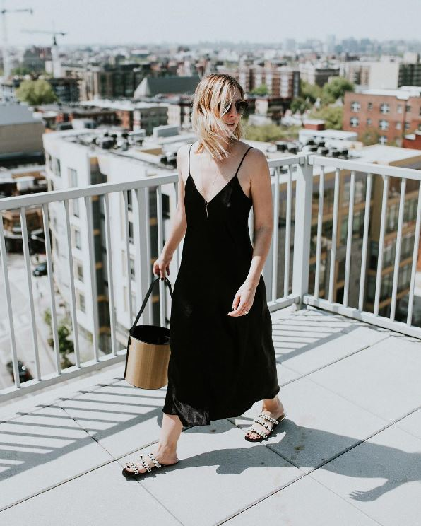 IMAGE: IG user @megbiram / POST: The item every gal needs in their wardrobe — on MB today.