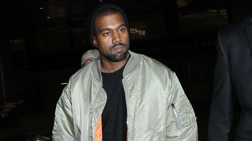 Live Kanye West Unveils New Album At Madison Square