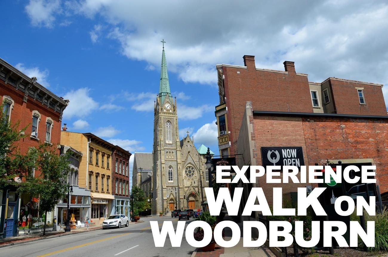 While dates vary, 'Walk on Woodburn' is a thing. It happens at some point (usually each month) on a Friday. But the basic gist is to stroll up and down East Walnut Hills' prettiest intersection and enjoy all the shopping, restaurants, and beer. / Image: Leah Zipperstein, Cincinnati Refined // Published: 3.11.17