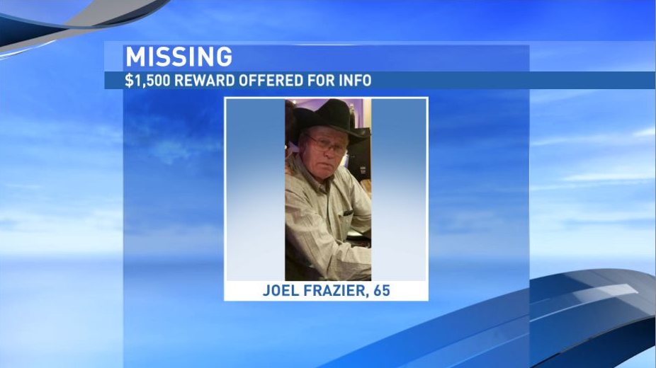 Joel Frazier has been missing from Dalhart since July 2017. (Photo: Jamie Frazier)