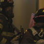 Firefighters use hotel to simulate house fire, rescue operation