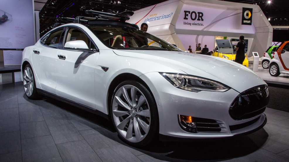 Tesla Model S aluminum body: Why repair costs are higher | WACH