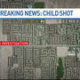 Child shot near Warm Springs and Fort Apache has died