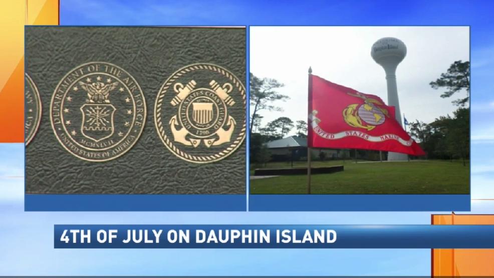 Dauphin Island Fourth Of July