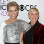 Ellen DeGeneres dislocates fingers after 'falling' into door