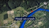 2 dead, one injured in crash along McKenzie River Hwy