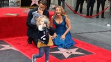 Ryan Reynolds, Blake Lively bring kids to Hollywood Walk of Fame ceremony