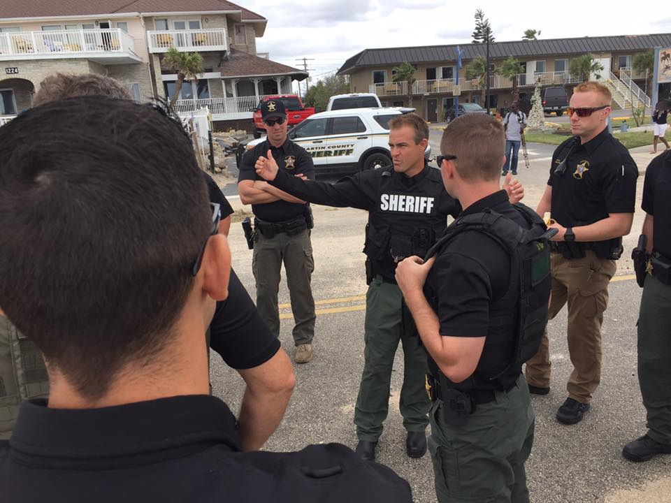 Local strike team responds to reports of looting in NE ...