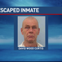 Alabama inmate escapes work release twice,  on the run in his boxers