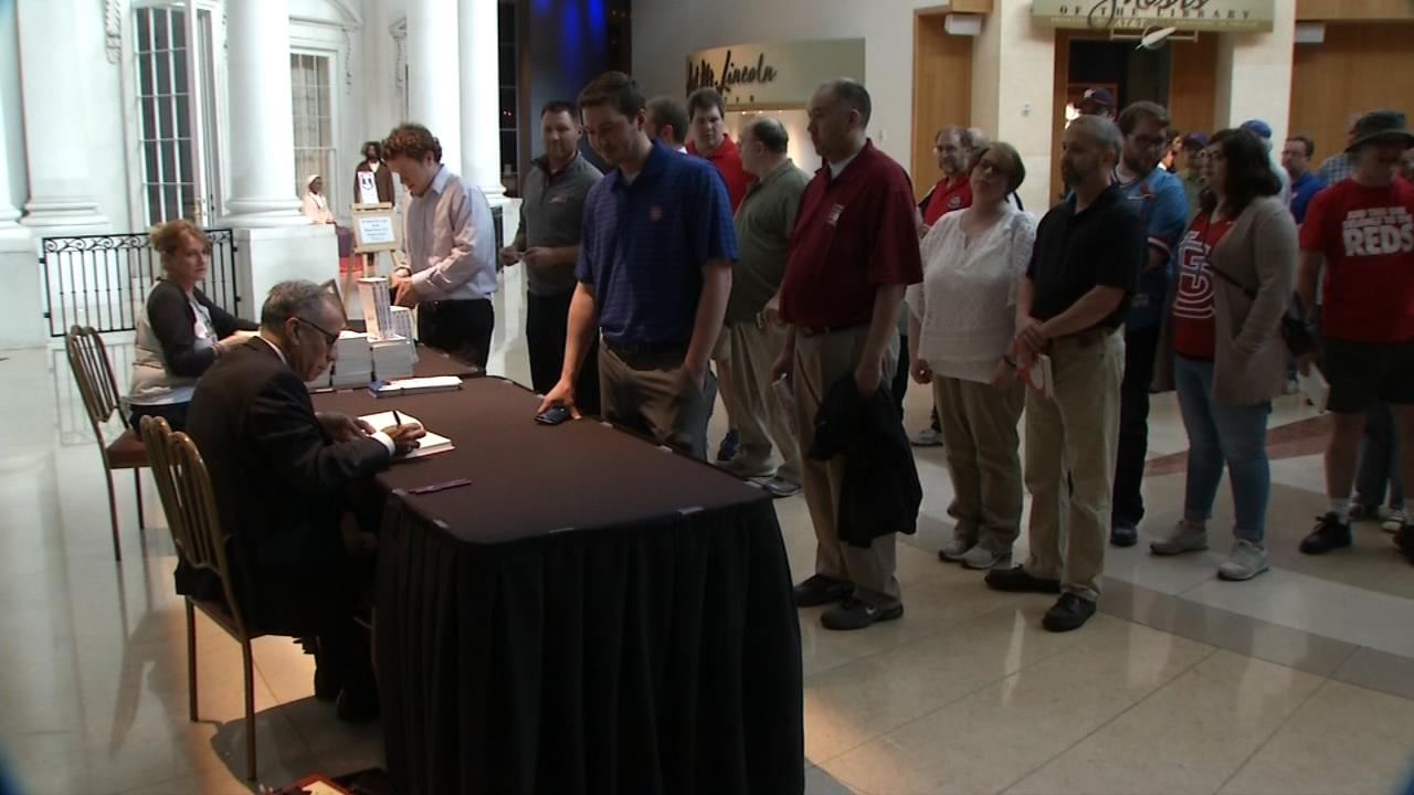 Tim Kurkjian Makes Book Tour Stop In Springfield