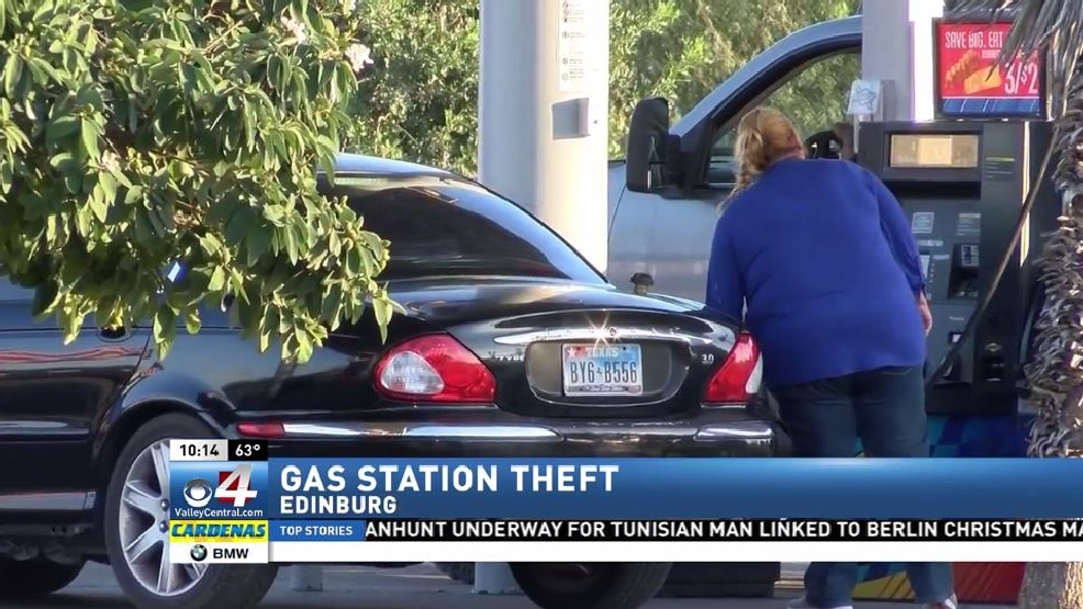 people here in the valley people here in edinburg that have left their car unlocked at a gas station while they are pumping gas and the second they turn - Are Gas Stations Open On Christmas