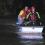 Pregnant woman, man rescued from swift waters near Harrison