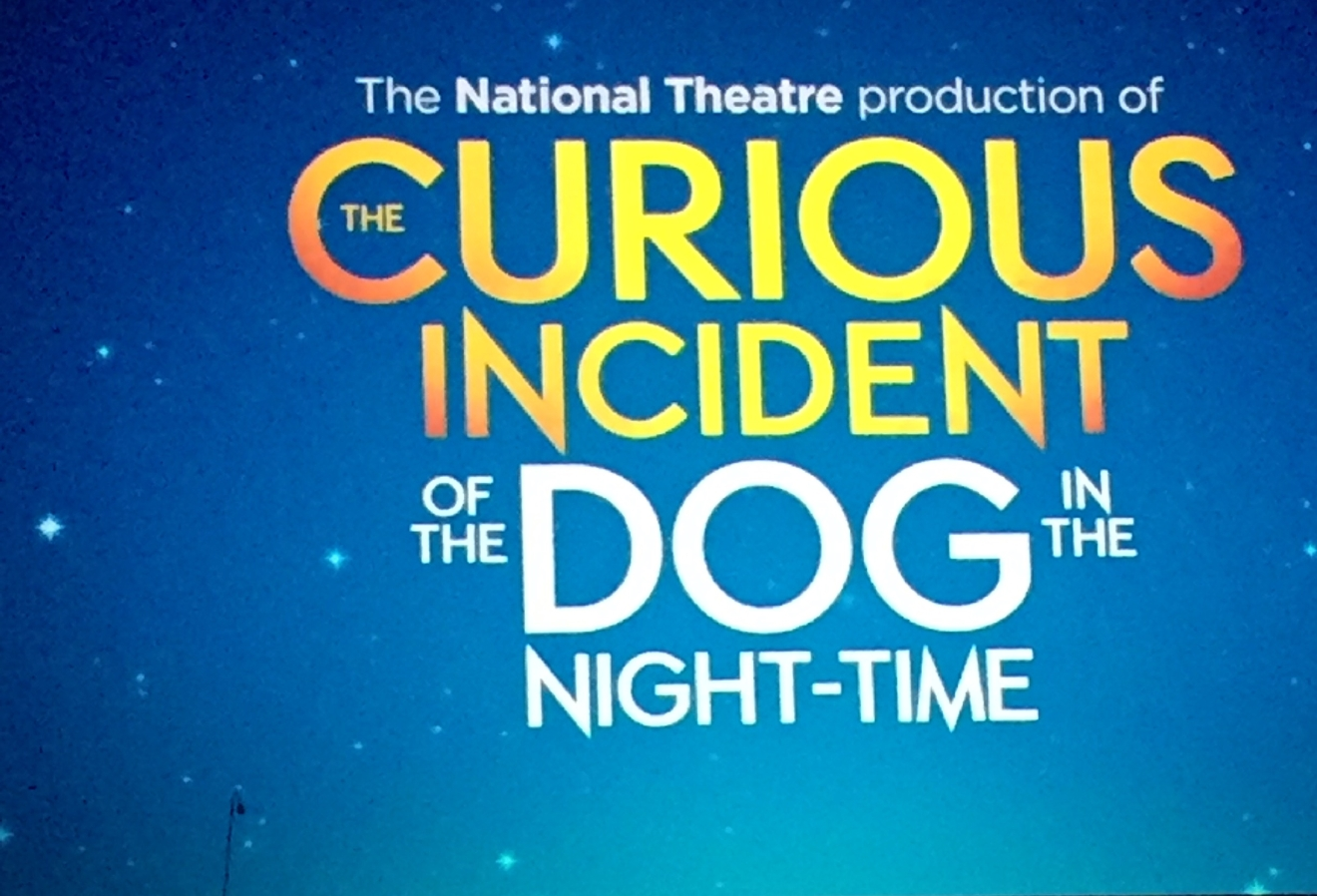The Curious Incident of the Dog in the Night-Time was revealed as an upcoming tour during the Smith Center for the Performing Arts 2017-2018 Broadway series preview Tuesday, Feb. 28, 2017, in Reynolds Hall. It will run in Las Vegas from Sept. 19-24, 2017 (Jami Seymore | KSNV)