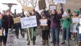 Local group rallies for the Affordable Care Act up for debate in Congress