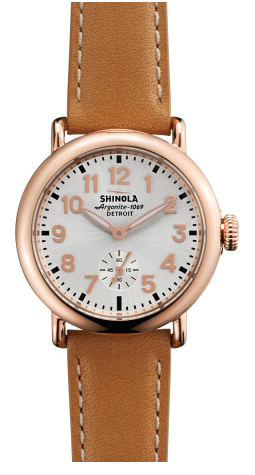 Shinola Runwell 36mm (Shinola)