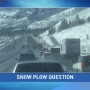 Ask Joe: Why was a row of snow plows allowed to block traffic?