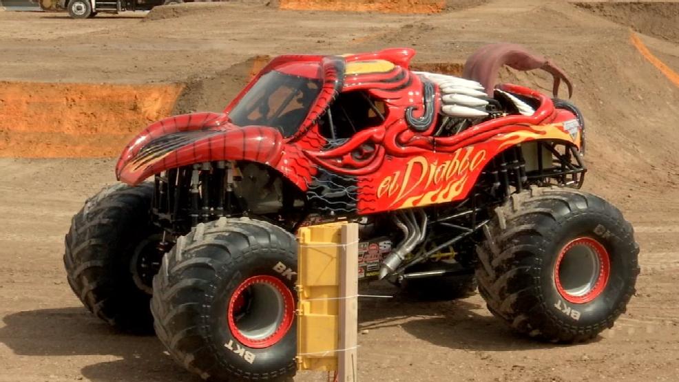 Image result for el diablo monster truck