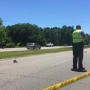 New details on Sunday wreck resulting in pedestrian's death