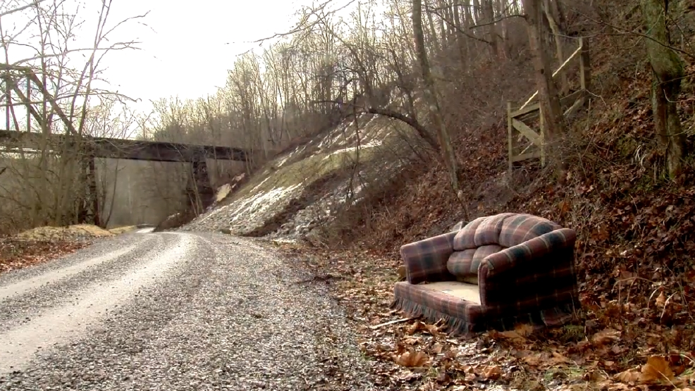 Illegal Dumping Out Of Control In Belmont County Wtov