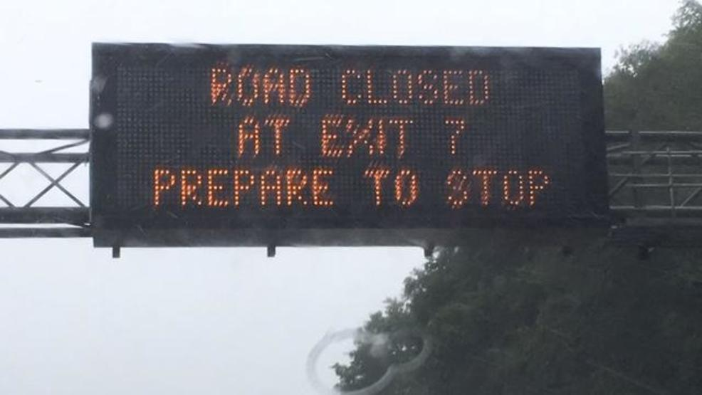 Traffic Alert: I-40 West closed near Tennessee line due to