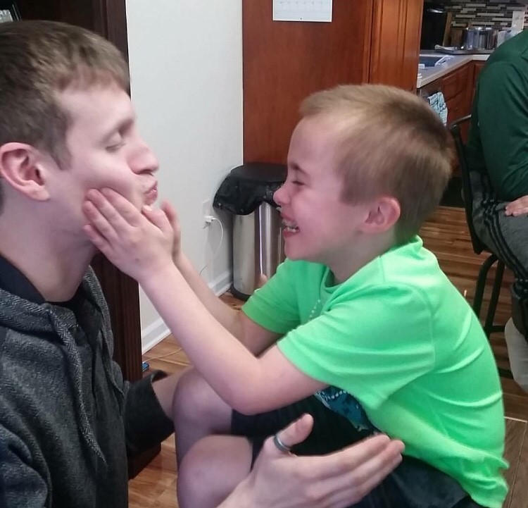 The Thompsons adopted a little boy. He's been with the family for almost five years. (WCHS/WVAH)
