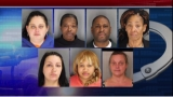 9 facing charges after Public Assistance Fraud sweep