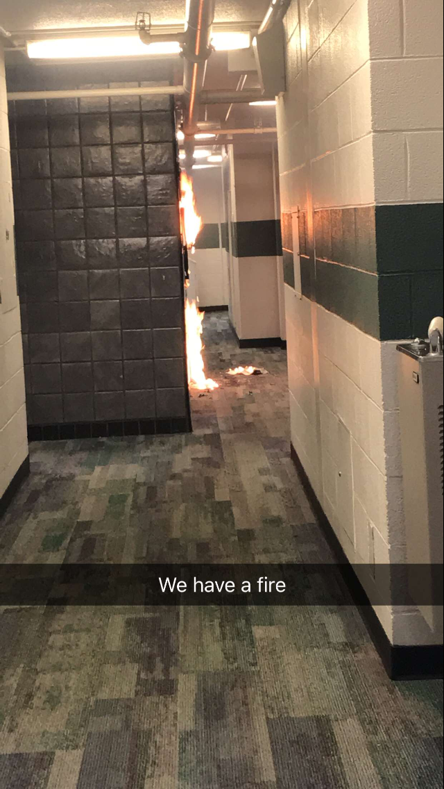 Exceptional Western Carolina University Police Say It Appears Someone Set A Small Fire  At A Residence Hall Part 26