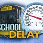 Winter weather brings school delays, closures Monday to Kern County