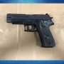 Police find stolen gun, suspect resists arrest in central Bakersfield