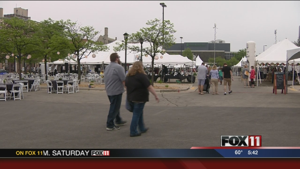 Savour Green Bay kicks off