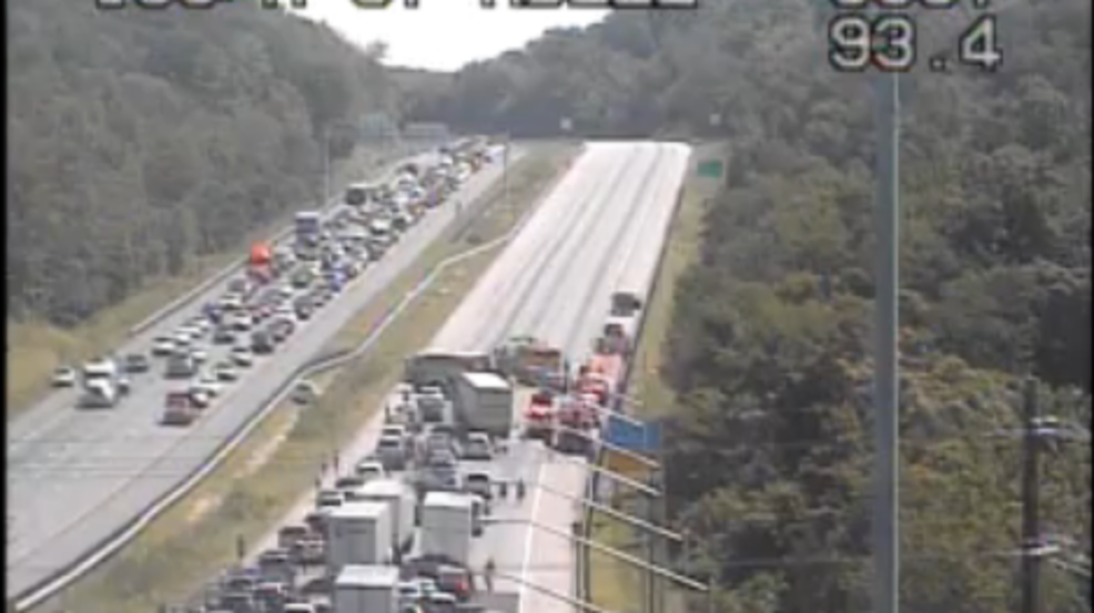 Fatal crash reported on I-95 in Cecil County   WBFF