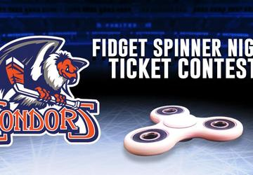 Condors Ticket Contest
