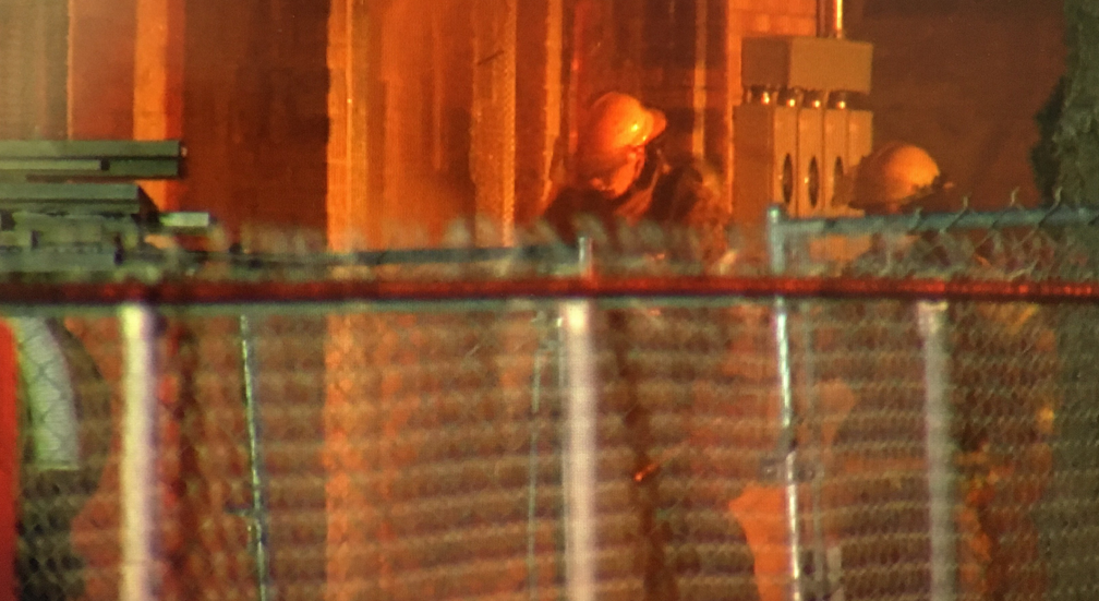 Amarillo Fire Marshal's Office believes Tuesday morning fire at{&amp;nbsp;}813 S.W. 8th Ave. was started by warming fire. (ABC 7 Amarillo){&amp;nbsp;}<p></p>