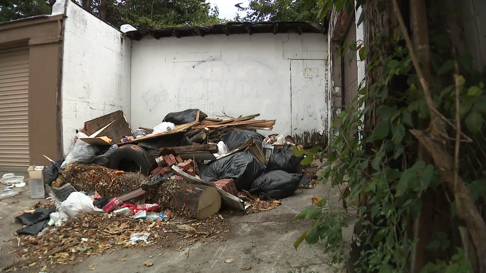Baltimore councilman says he saw public works crew doing illegal dumping