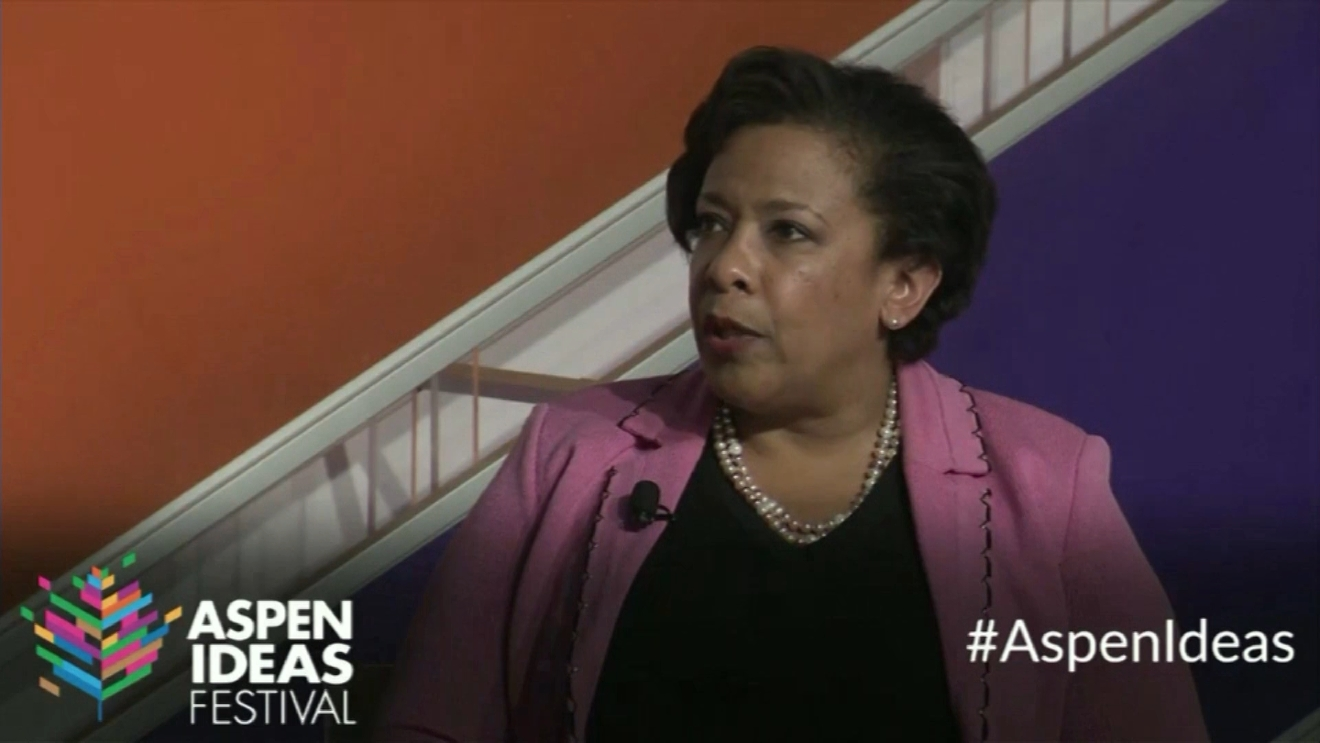 Attorney General Loretta Lynch discussed her involvement with the investigation of Hillary Clinton's email server in Aspen, Colorado on July 1, 2016. (CNN)