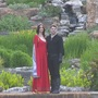 "Couple ties the knot at the Philbrook as characters from ""The Princess Bride"""