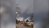 National Weather Service confirms 2 tornadoes in Arkansas